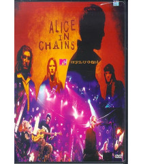 DVD - ALICE IN CHAINS UNPLUGGED