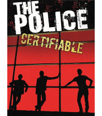 DVD - THE POLICE - CERTIFIABLE - 4 DISCOS