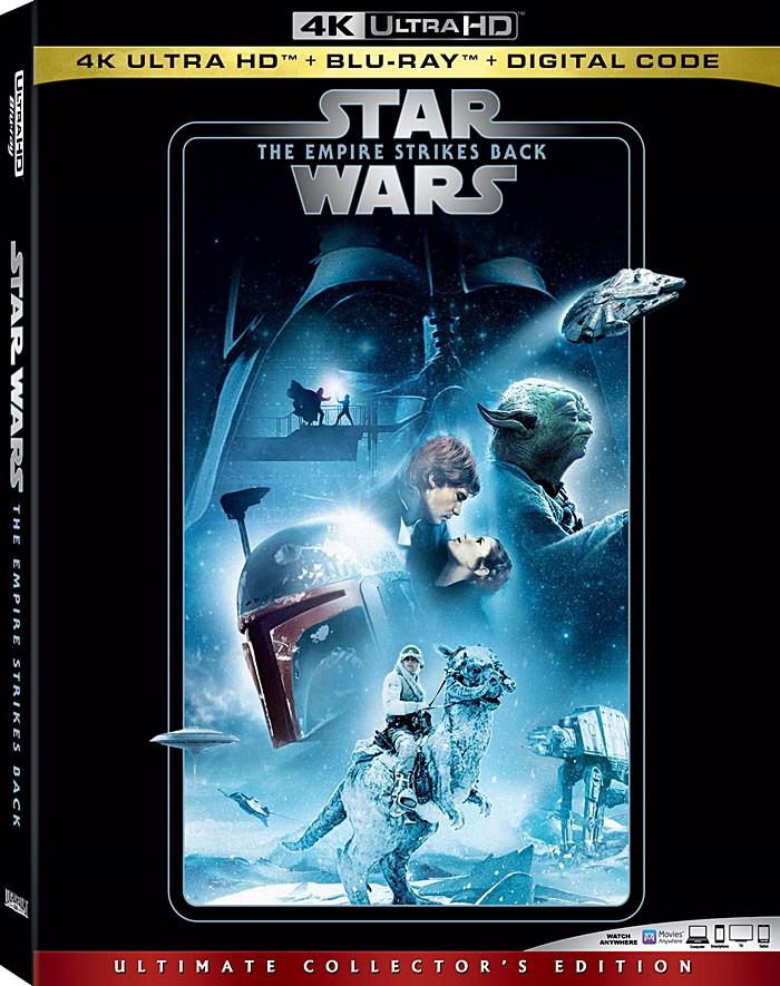 STAR WARS EPISODIO V (EL IMPERIO CONTRAATACA) (SIN CÓDIGO DIGITAL)