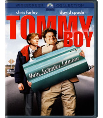 DVD - TOMMY BOY - USADA (SIN ESPAÑOL)