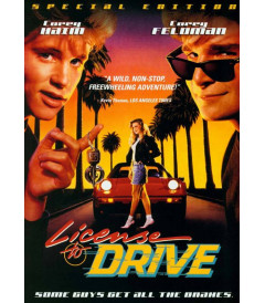 DVD - LICENSE TO DRIVE - USADA (SIN ESPAÑOL)