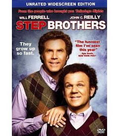 DVD - STEP BROTHER - USADA (SIN ESPAÑOL)