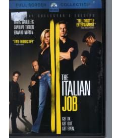 DVD - THE ITALIAN JOB - USADA (SIN ESPAÑOL)