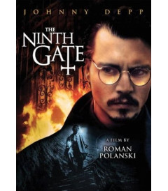 DVD - THE NINTH GATE - USADA (SIN ESPAÑOL)