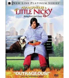 DVD - LITTLE NICKY - USADA (SIN ESPAÑOL)