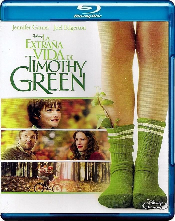 LA EXTRAÑA VIDA DE TIMOTHY GREEN - USADA