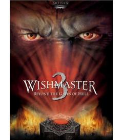 DVD - WISHMASTER 3 - USADA