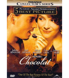 DVD - CHOCOLATE - USADA