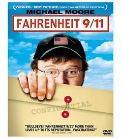 DVD - FAHRENHEIT 9/11 - USADA SIN ESPAÑOL