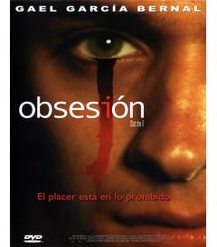 DVD - OBSESION - USADA