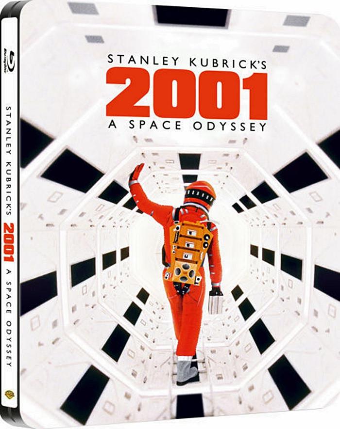 DVD - 2001 (ODISEA DEL ESPACIO) (COLECCIÓN STANLEY KUBRICK) - USADA