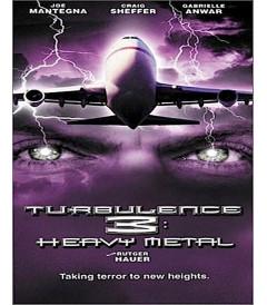 DVD - TURBULENCE 3 : HEAVY METAL - USADA