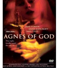 DVD - AGNES DE DIOS - USADA