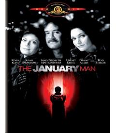 DVD - THE JANUARY MAN - USADA