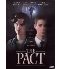 DVD - EL PACTO - USADA