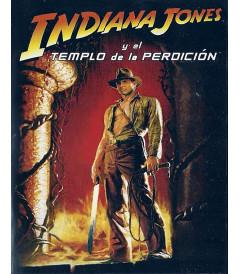 DVD - INDIANA JONES Y EL TEMPLO DE LA PERDICION - USADA