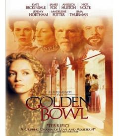 DVD - THE GOLDEN BOWL - USADA