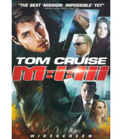 DVD - MISIÓN IMPOSIBLE 3 (EDICIÓN ESPECIAL 2 DISCOS) - USADA