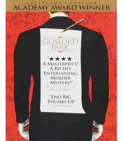 DVD - GOSFORD PARK - USADA