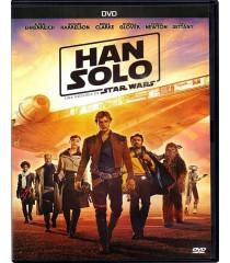 DVD - HAN SOLO (UNA HISTORIA DE STAR WARS)