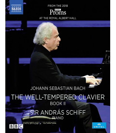 BACH : THE WELL-TEMPERED CLAVIER, BOOK II