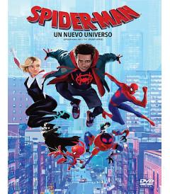 DVD - SPIDERMAN (UN NUEVO UNIVERSO)