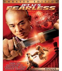 DVD - FEARLESS - USADA