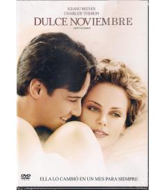 DVD - DULCE NOVIEMBRE - USADA
