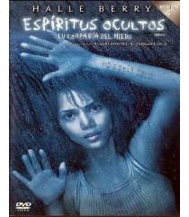 DVD - ESPIRITUS OCULTOS - USADA