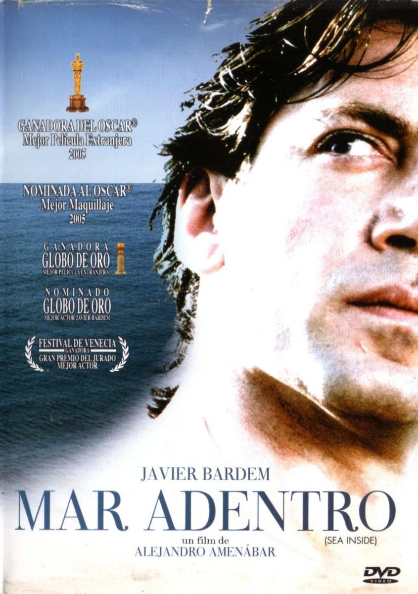 DVD - MAR ADENTRO - USADA