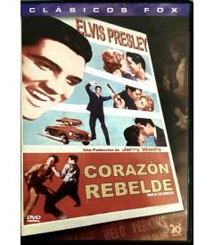 DVD - CORAZON REBELDE - USADA