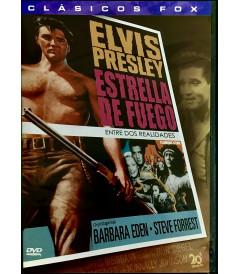 DVD - ESTRELLA DE FUEGO - USADA