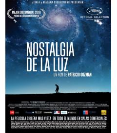 DVD - NOSTALGIA DE LA LUZ - USADA