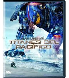 DVD - TITANES DEL PACÍFICO - USADA