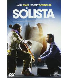 DVD - EL SOLISTA - USADA