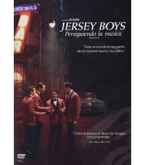 DVD - JERSEY BOYS (PERSIGUIENDO LA MÚSICA) - USADA
