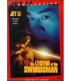 DVD - THE LEGEND OF THE SWORDMAN - USADA