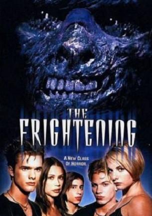 DVD - THE FRIGHTENING - USADA