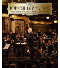 JOHN WILLIAMS - LIVE IN VIENNA - PRE VENTA