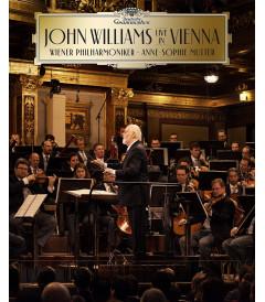 JOHN WILLIAMS - LIVE IN VIENNA - PRE VENTA