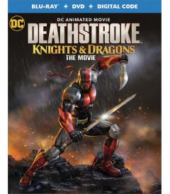 DEATHSTROKE - CABALLEROS Y DRAGONES - PRE VENTA