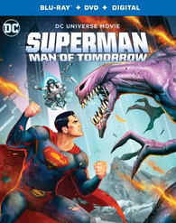 SUPERMAN - MAN OF TOMORROW - PRE VENTA