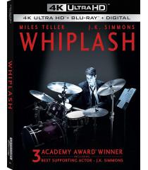 4K UHD - WHIPLASH (MÚSICA Y OBSESIÓN)