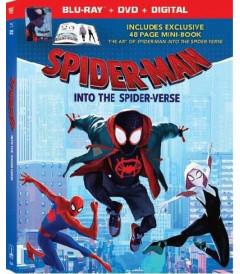 SPIDERMAN (UN NUEVO UNIVERSO ) (EDICION TARGET) MINI LIBRO 48 PAGINAS