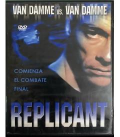 DVD - REPLICANT - USADA
