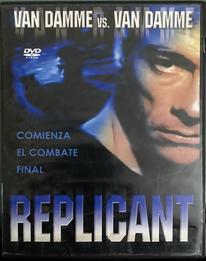 DVD - REPLICANT - USADA