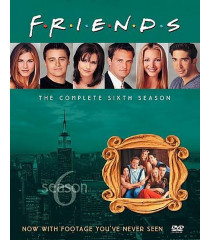 DVD - FRIENDS 6° TEMPORADA
