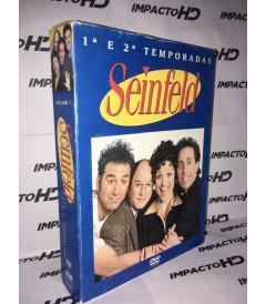 DVD - SEINFELD - 1° y 2° TEMPORADAS - USADA