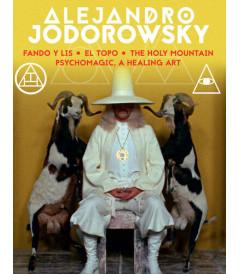 4K UHD - ALEJANDRO JODOROWSKY (4K RESTORATION COLLECTION) - PRE VENTA