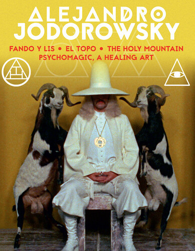 4K UHD - ALEJANDRO JODOROWSKY (4K RESTORATION COLLECTION) - PRE VENTA